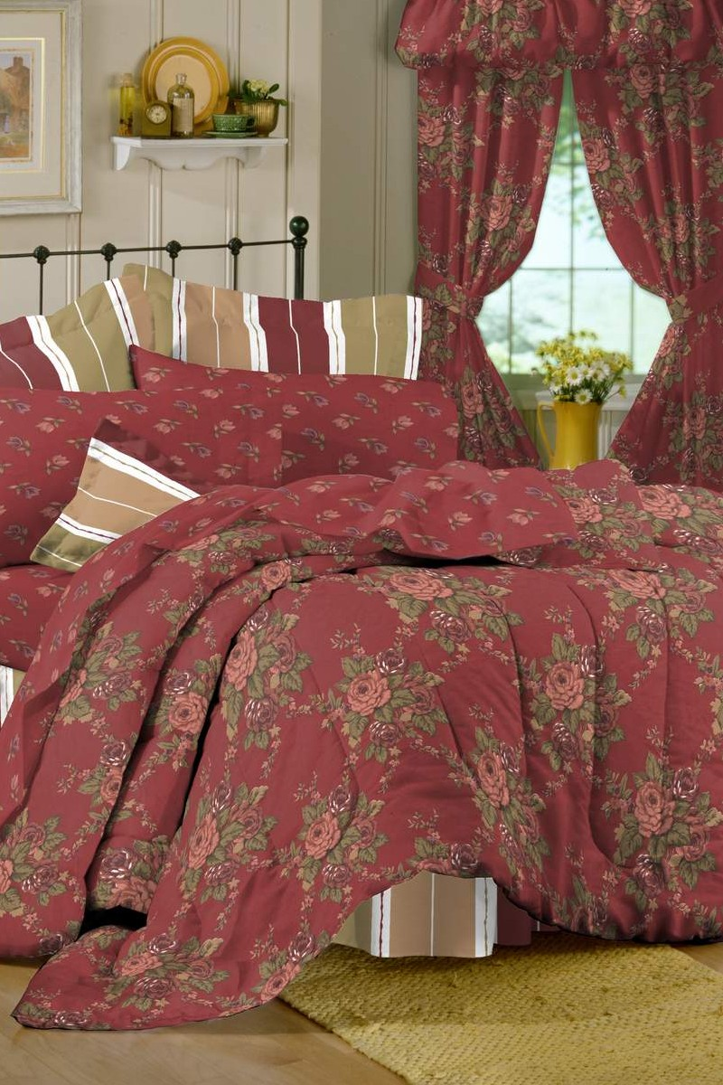 home-textiles-curtains-bedroom-bedsheet
